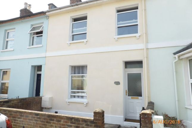 Thumbnail Terraced house to rent in Roman Road, Cheltenham