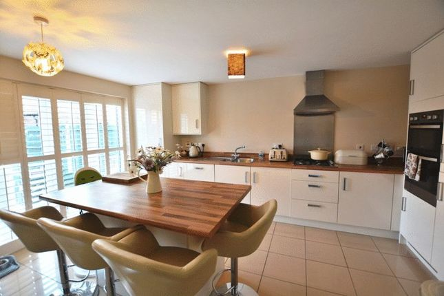 Thumbnail Detached house to rent in Campion Lane, Witham St Hughs, Lincoln