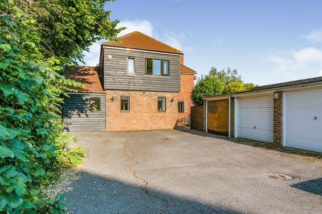 Thumbnail Detached house for sale in Bury Road, Gosport