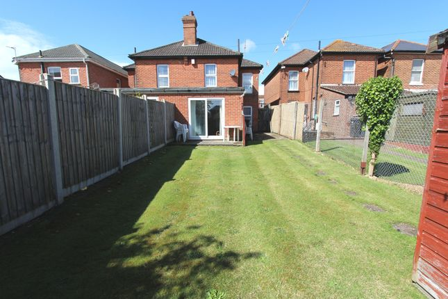 5 bed semi-detached house to rent in Wimborne Road, Winton, Bournemouth BH9