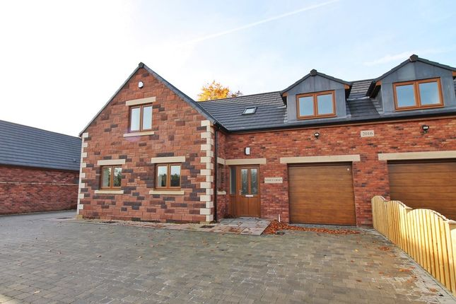 Thumbnail Semi-detached house for sale in Manor Croft, Aglionby, Carlisle