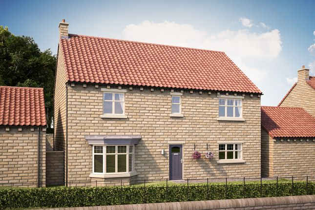 Thumbnail Detached house for sale in Penny Piece Lane, North Anston