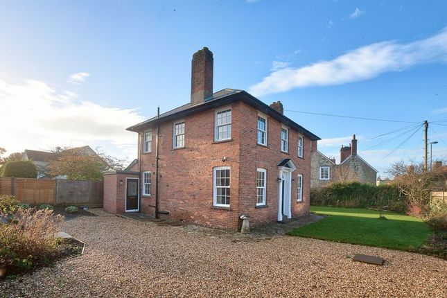 Thumbnail Detached house for sale in Castle, Bimport, Shaftesbury
