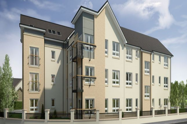 Thumbnail Flat for sale in Leven Street, Motherwell