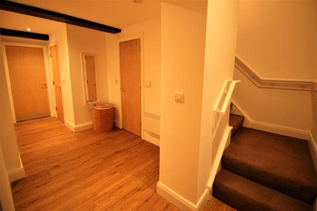 Hallway of Crosshall Street, Liverpool L1
