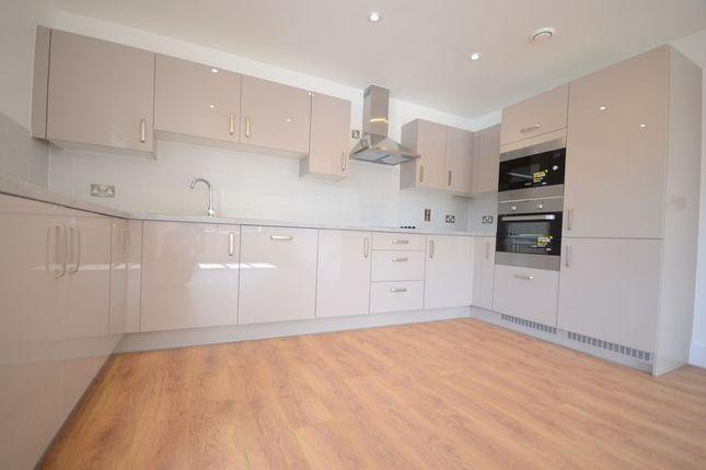 Thumbnail Flat to rent in Darbyshire Road, Aldershot