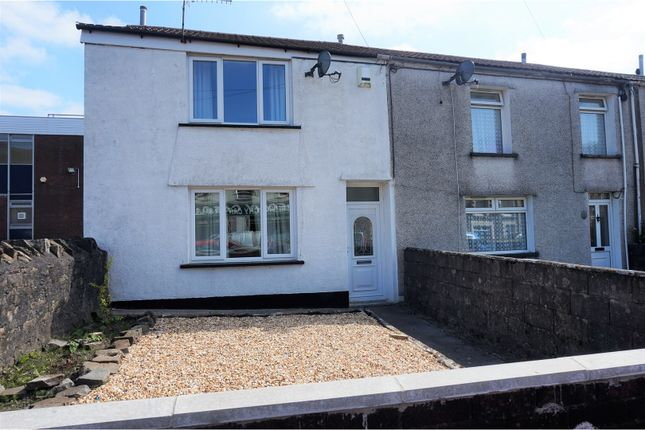 Thumbnail End terrace house for sale in Bute Street, Treorchy