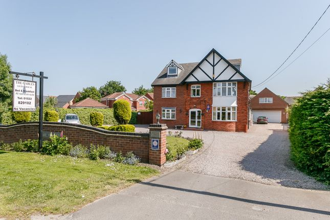 Thumbnail Detached house for sale in Newark Road, North Hykeham, Lincoln