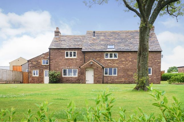 Thumbnail Detached house for sale in Briers Brow, Chorley