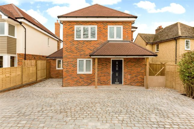 Thumbnail Detached house for sale in Birdwood Road, Maidenhead, Berkshire