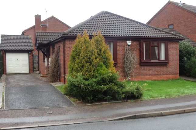 Thumbnail Detached bungalow to rent in Larkspur Road, St Peters, Worcester, Worcestershire
