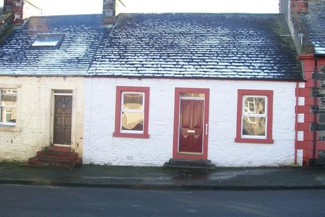 Thumbnail Terraced house to rent in Bank Street, Wigtown, Newton Stewart