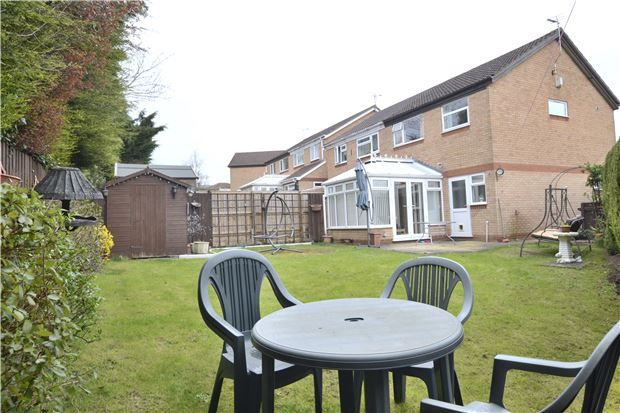 Thumbnail Semi-detached house for sale in Basil Close, Abbeydale, Gloucester