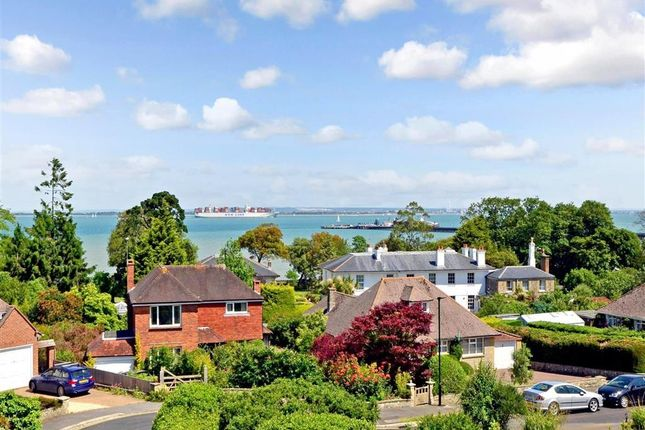 Thumbnail Detached house for sale in Buckingham Close, Ryde, Isle Of Wight