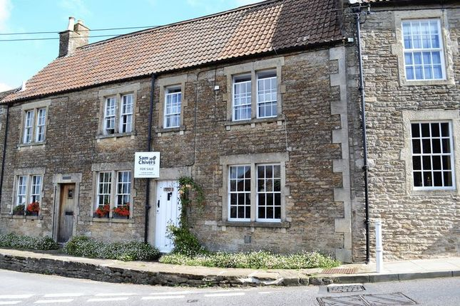 Thumbnail Terraced house for sale in North Street, Norton St. Philip, Bath