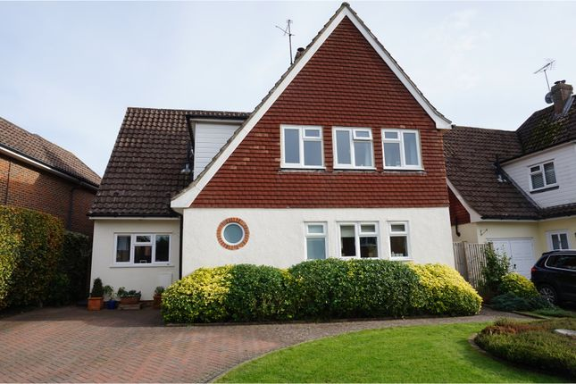 Thumbnail Detached house for sale in Pickers Green, Haywards Heath