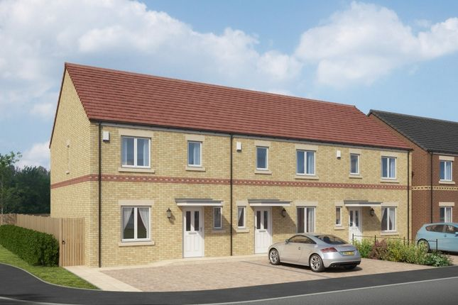 Thumbnail Terraced house for sale in Bedford Sidings, South Church Road, Bishop Auckland, County Durham