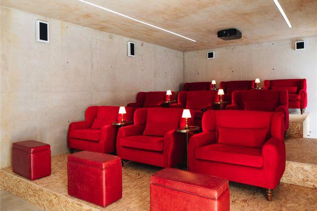Cinema Room of Moreton Paddox, Moreton Morrell, Warwick CV35