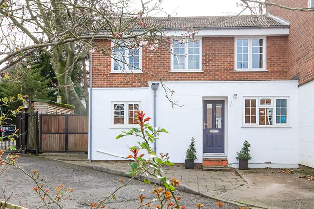 Thumbnail Semi-detached house for sale in Oldfield Mews, Highgate, London