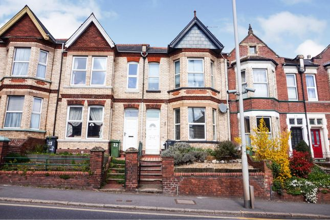1 bed flat for sale in 24 Pinhoe Road, Exeter EX4