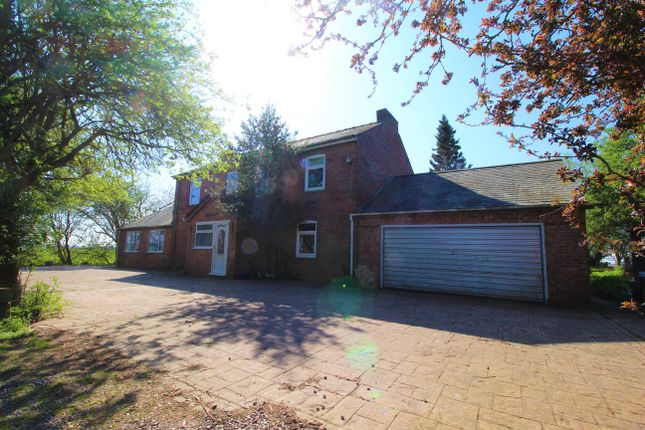 Thumbnail Detached house for sale in The Delph, Pode Hole, Spalding