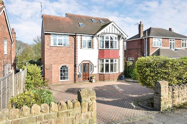Thumbnail Detached house to rent in Heanor Road, Smalley, Ilkeston