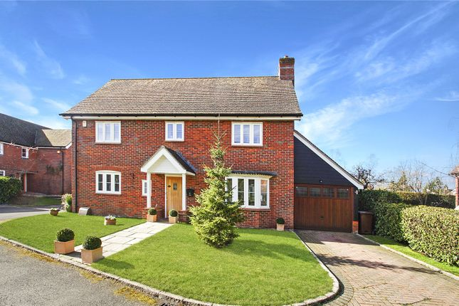 Thumbnail Detached house for sale in Hernes Oak, Chinnor, Oxon