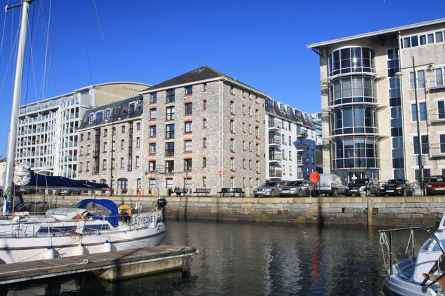 Thumbnail Flat for sale in Hawkers Avenue, Plymouth