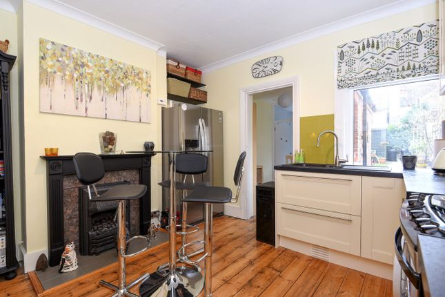 Thumbnail Semi-detached house for sale in Alpine Road, Redhill