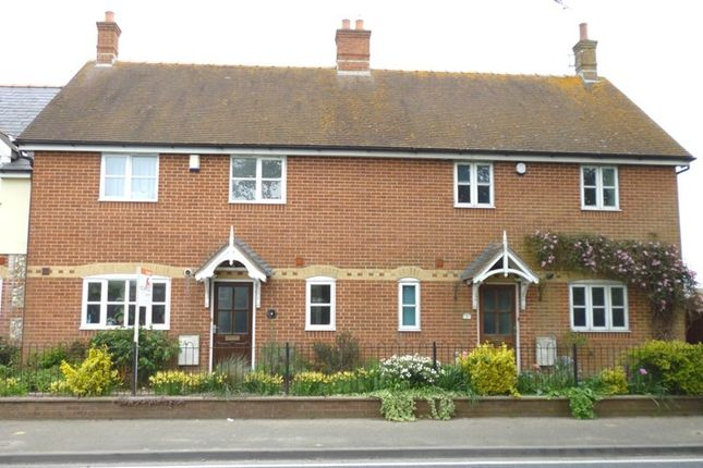 Thumbnail Terraced house to rent in Poole Road, Sturminster Marshall, Wimborne