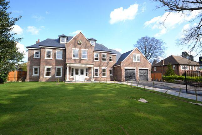 Thumbnail Detached house for sale in Beechwood Avenue, Weybridge