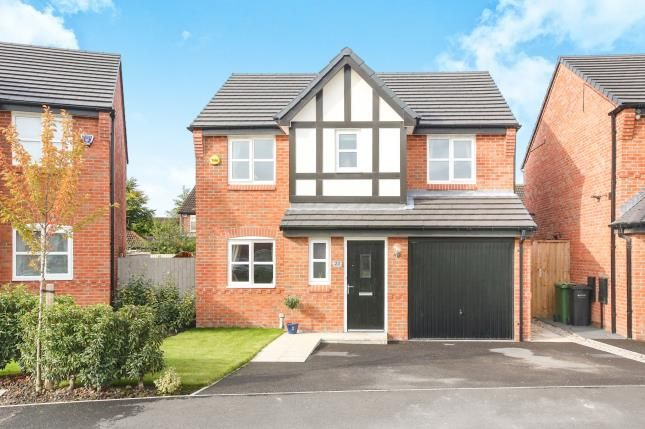 Thumbnail Detached house for sale in Raisbeck Road, Offerton, Stockport, Cheshire