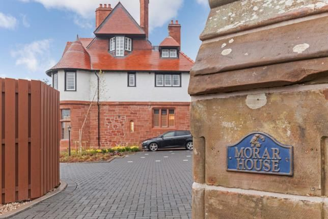 Entrance of Morar House, 17 Upper Colquhoun Street, Helensburgh, Argyll And Bute G84