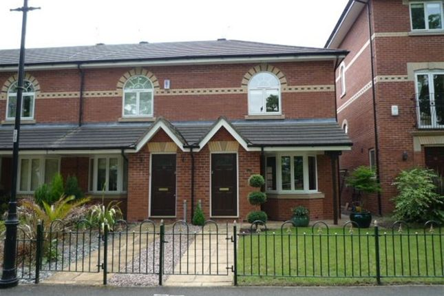 3 bed terraced house to rent in Pavilion Way, Macclesfield