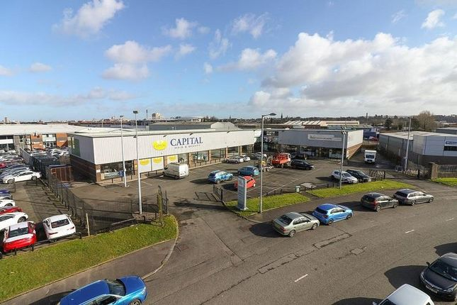 Thumbnail Retail premises to let in Units 4-7, Meadows Centre, Boucher Place, Belfast, County Antrim