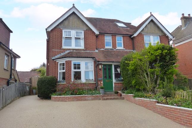 4 bed semi-detached house for sale in Roman Road, Salisbury SP2