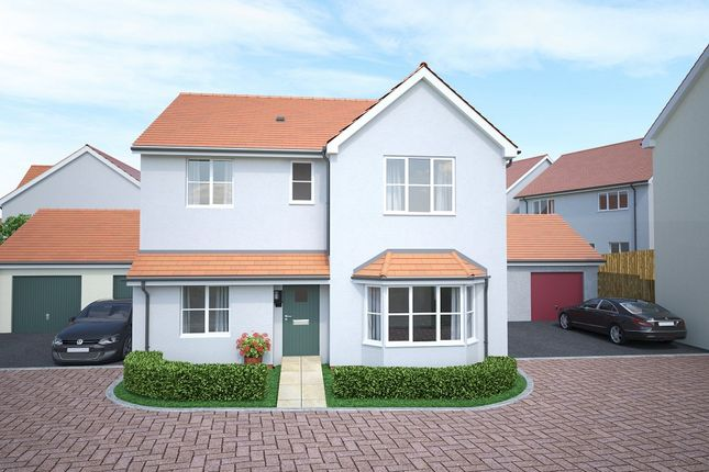 Thumbnail Detached house for sale in Tews Lane, Barnstaple, Devon