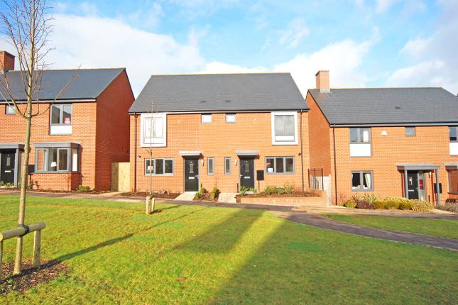 3 bed semi-detached house to rent in Milbury Farm Meadow, Exminster, Exeter EX6