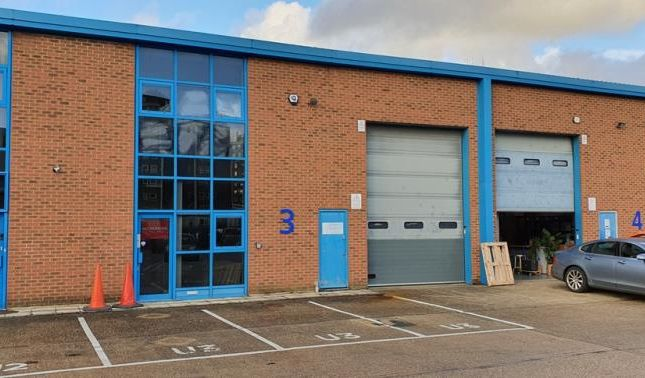 Thumbnail Industrial to let in Unit 3, Sun Valley Business Park, Winnall Close, Winchester