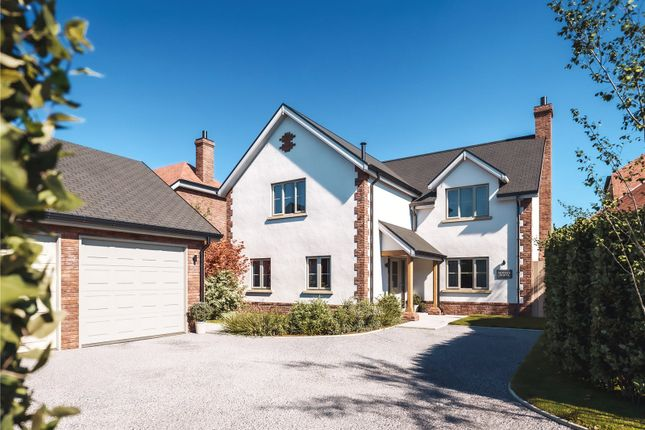 Thumbnail Detached house for sale in Meadow Lane, South Heath, Great Missenden, Buckinghamshire