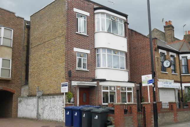 Thumbnail Flat for sale in Acton Ln, London