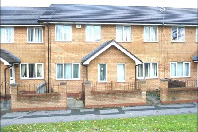 Thumbnail Terraced house to rent in Houghton Road, Upton, Wirral