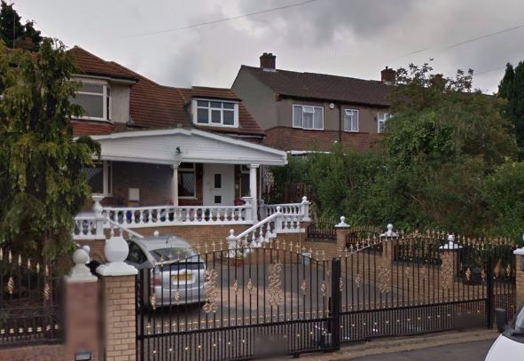 Thumbnail Semi-detached house for sale in Stoneleigh Road, Clayhall, Ilford