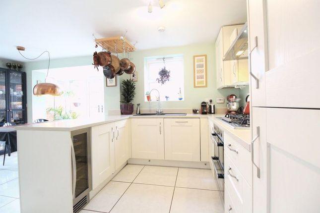Kitchen/Diner of Clover Way, Kempston MK42