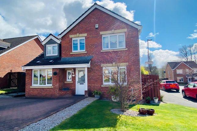 Thumbnail Detached house for sale in Luggieburn Walk, Coatbridge