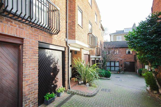 Thumbnail Property to rent in Belsize Mews, Belsize Park, London