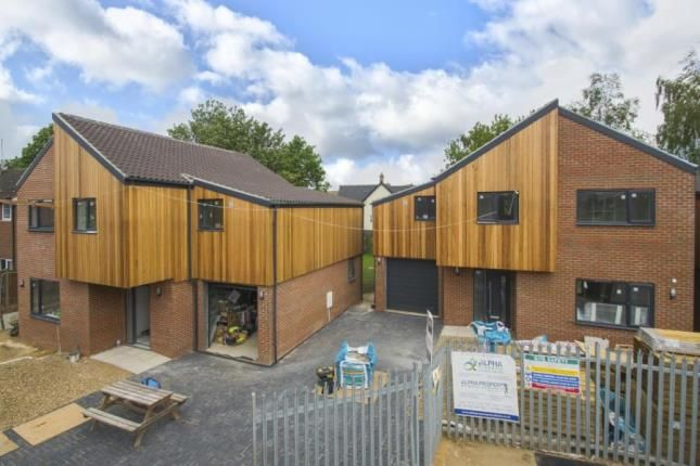 Thumbnail Detached house for sale in Manor Road, Griston, Thetford