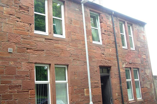 Thumbnail Flat for sale in Howard Street, Millport, Isle Of Cumbrae