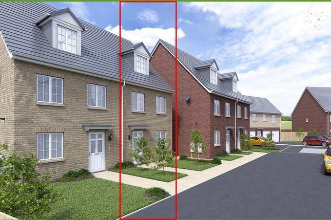 3 bed semi-detached house for sale in Milfraen View, Brynmawr, Blaenau Gwent NP23