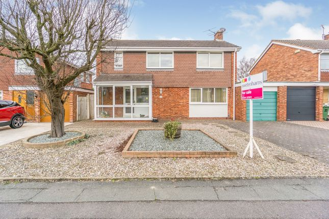 Thumbnail Detached house for sale in Five Ashes Road, Chester